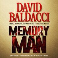 Memory man (AUDIOBOOK)