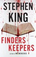 Finders keepers (LARGE PRINT)
