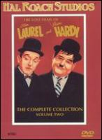 The Lost films of Stan Laurel and Oliver Hardy: the complete collection. Volume 2