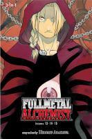 Fullmetal alchemist. Volumes 13-14-15