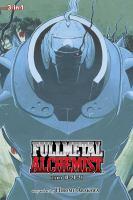 Fullmetal alchemist. Volumes 19-20-21