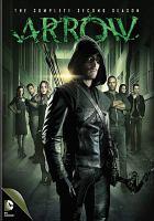 Arrow. The complete second season