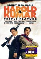 Harold & Kumar triple feature ; Harold & Kumar go to White Castle ; Harold & Kumar escape from Guantanamo Bay ; a very Harold & Kumar Christmas