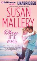 Three little words (AUDIOBOOK)