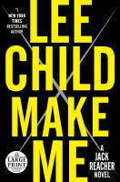Make me (LARGE PRINT)
