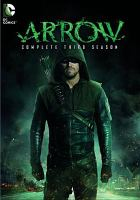 Arrow. Complete third season