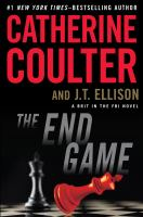 The end game : a Brit in the FBI novel (LARGE PRINT)