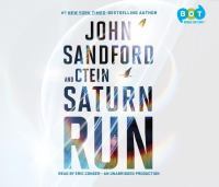 Saturn run (AUDIOBOOK)