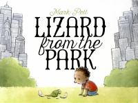 Lizard from the park
