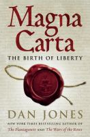 Magna Carta : the birth of liberty