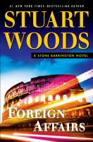 Foreign affairs : a Stone Barrington novel (LARGE PRINT)