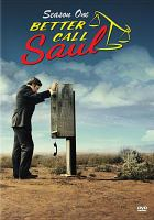 Better call Saul. Season one
