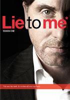 Lie to me. Season one