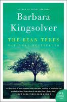 The bean trees : a novel (Book Club Kit)