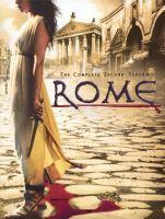 Rome. The complete second season