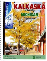 Kalkaska County, Michigan land and plat books.