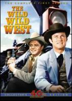 The wild wild West. The complete first season