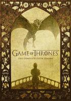 Game of thrones. The complete fifth season