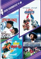 4 film favorites : kids' sports collection.