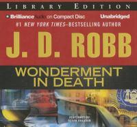 Wonderment in death (AUDIOBOOK)