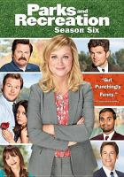 Parks and recreation. Season six