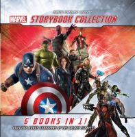 Marvel storybook collection.