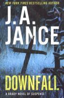 Downfall : a Brady novel of suspense
