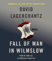 Fall of man in Wilmslow (AUDIOBOOK)