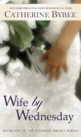 Wife by Wednesday (LARGE PRINT)