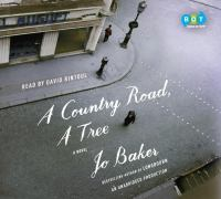 A country road, a tree : a novel (AUDIOBOOK)