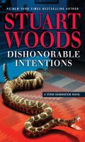 Dishonorable intentions : a Stone Barrington novel (LARGE PRINT)