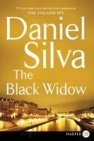 The black widow (LARGE PRINT)