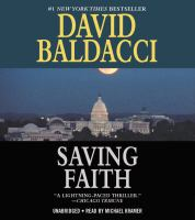 Saving Faith (AUDIOBOOK)