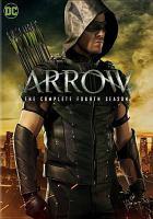 Arrow. The complete fourth season