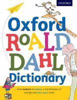 Roald Dahl dictionary