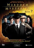 Murdoch mysteries. Season seven