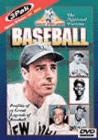 Greatest Sports Legends :  Baseball  the national pastime