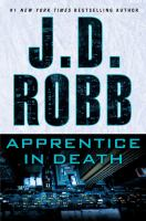 Apprentice in death (LARGE PRINT)