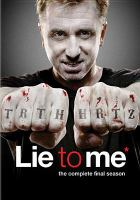Lie to me. The complete third and final season