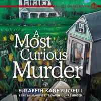 A most curious murder : a little library mystery (AUDIOBOOK)