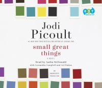 Small great things : a novel (AUDIOBOOK)