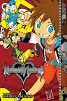 Kingdom hearts : chain of memories. 1