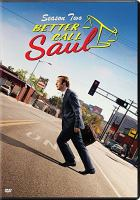 Better call Saul. Season two.