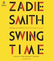 Swing Time (AUDIOBOOK)