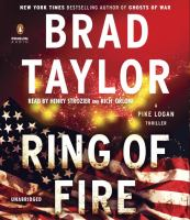Ring of fire (AUDIOBOOK)