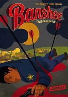Banshee. The complete third season