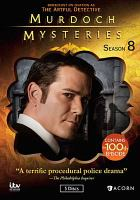 Murdoch mysteries. Season eight
