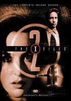 The X-files. The complete second season