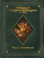Advanced dungeons & dragons : player's handbook