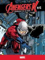 Avengers K. Avengers vs. Ultron, #6